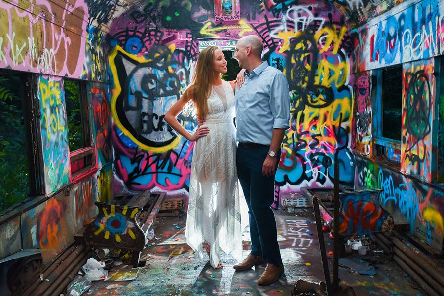 Lambertville engagement photos