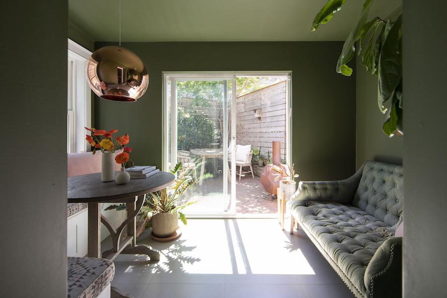 house for sale Bella Vista renovated row sunroom