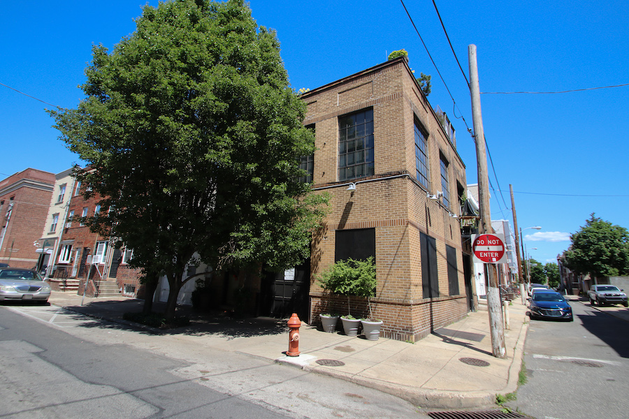 house for sale Dickinson Narrows converted warehouse exterior front