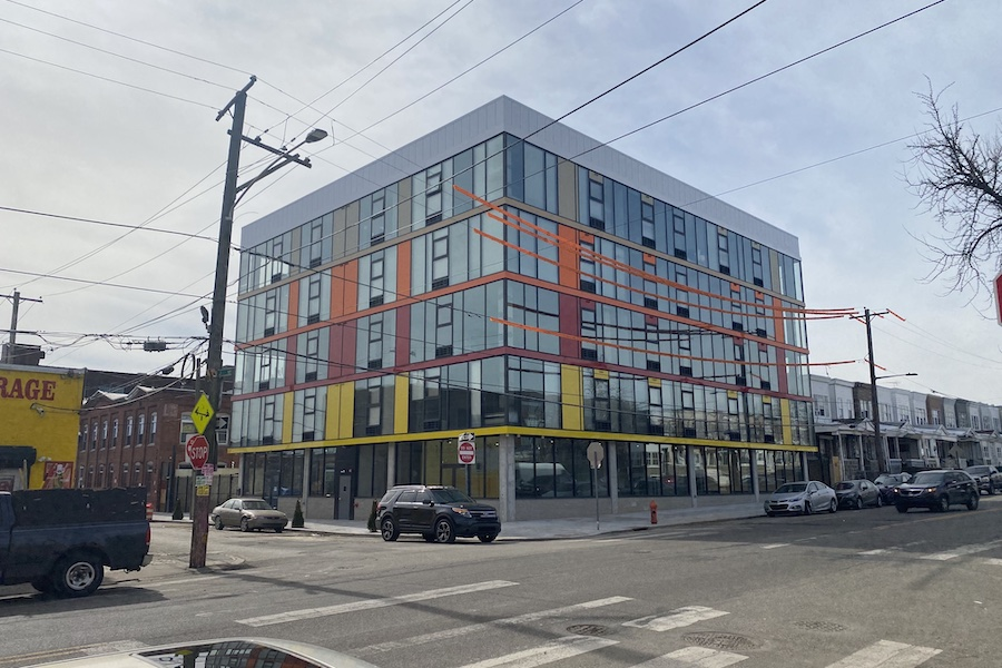 j street lofts phase 2 profile exterior