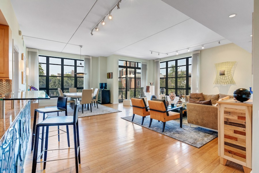 condo for sale old city modern