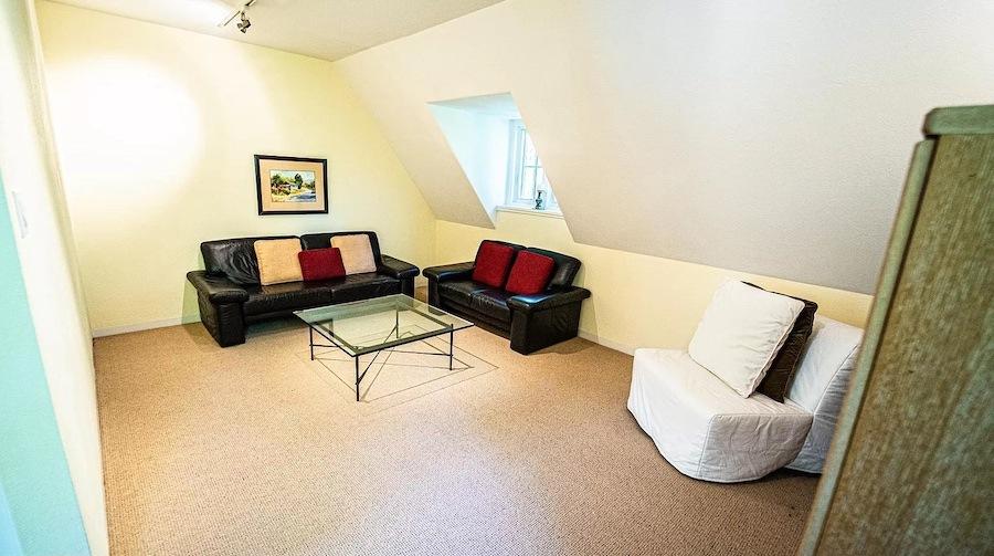 accessory apartment living room