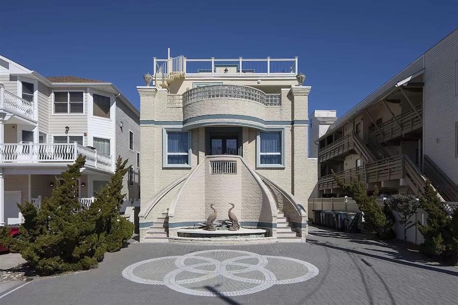 house for sale brigantine beach block exterior front