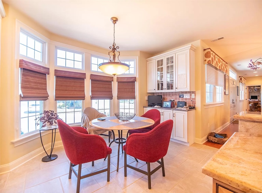 house for sale margate updated traditional breakfast nook