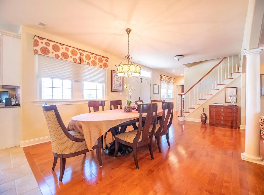 house for sale margate updated traditional dining room