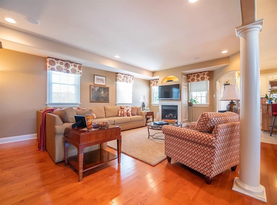 house for sale margate updated traditional living room