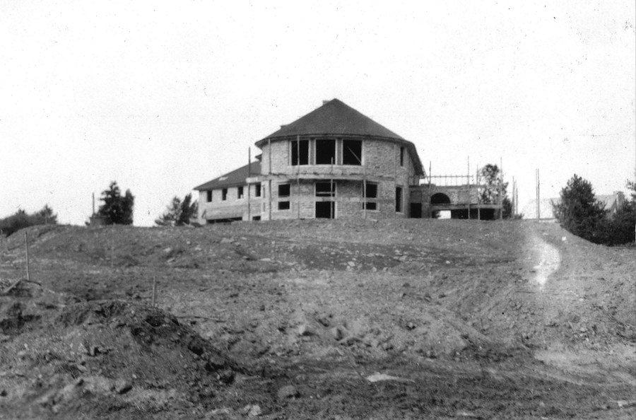 1925 construction photo