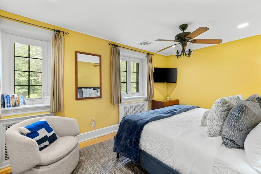 Accessory apartment bedroom