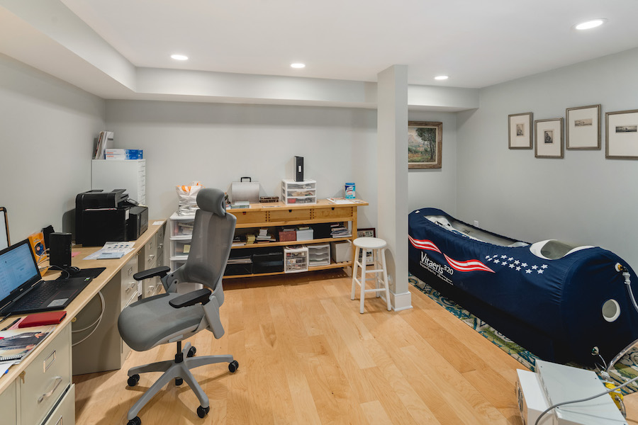 house for sale Pennington off-grid home office