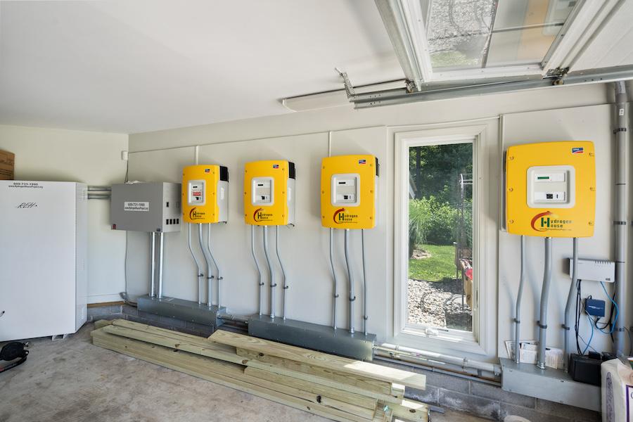 house for sale Pennington off-grid fuel cells