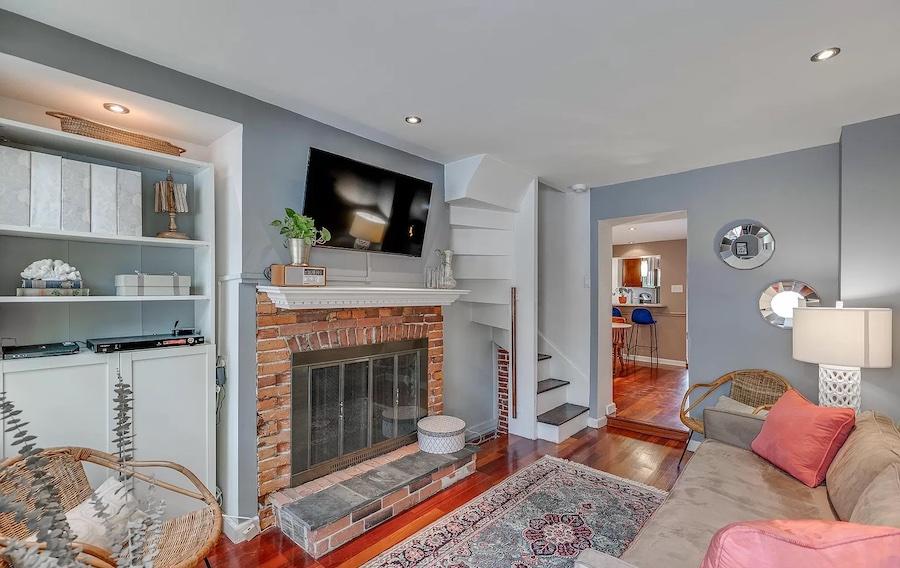 house for sale pennsport extended trinity living room