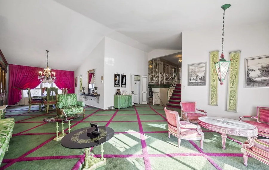 house for sale rydal mid-century split-level main floor