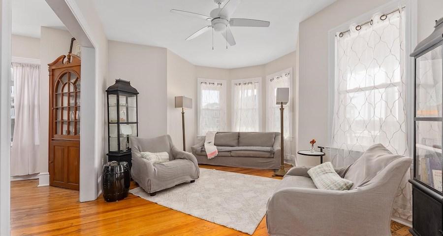 house for sale sea isle city shingle style living room