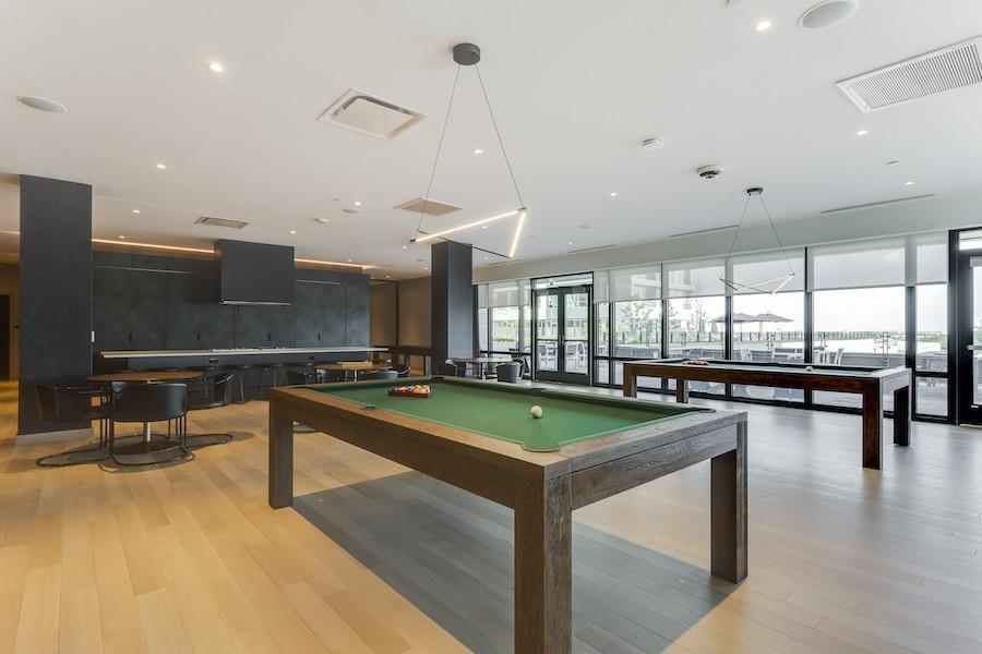 broadridge opening club room