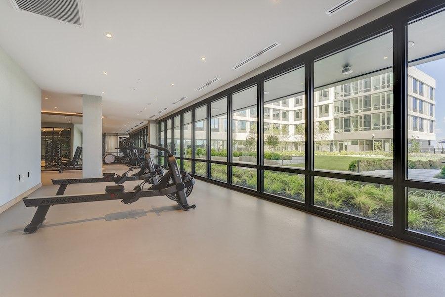 broadridge opening fitness center