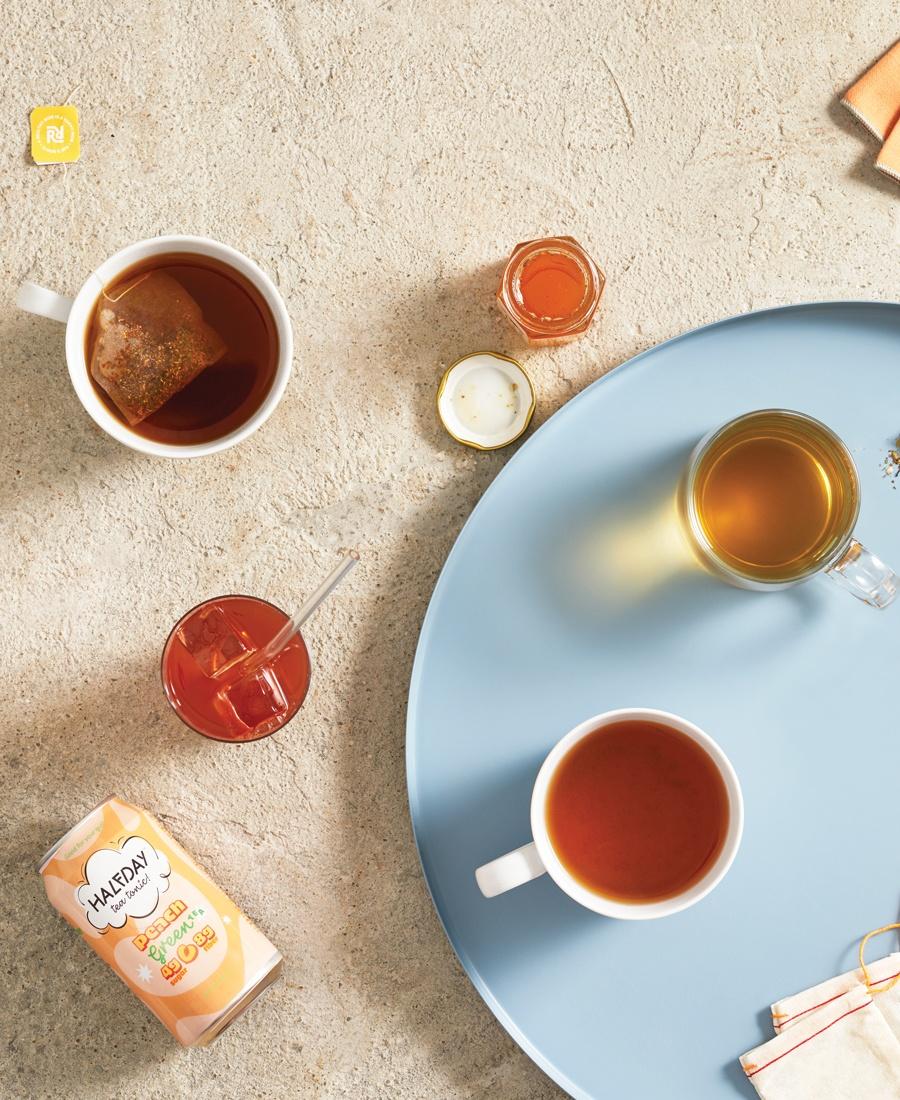 healthy tea brands