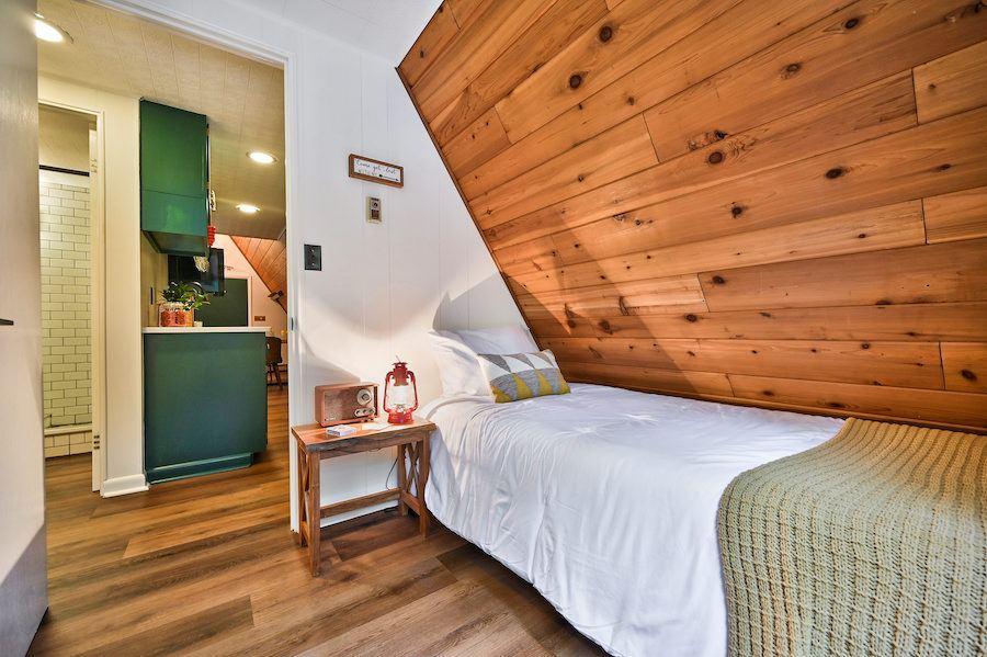 main-floor small bedroom
