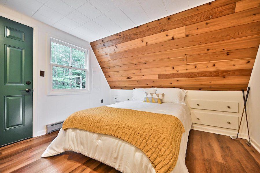main-floor bedroom