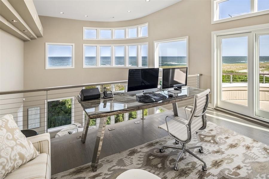 home office balcony