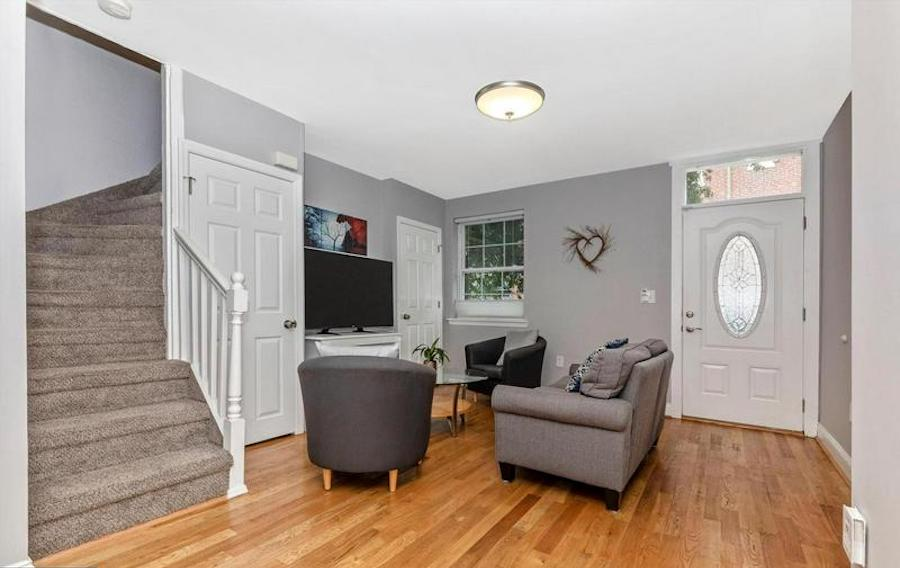 house for sale northern liberties extended trinity living room