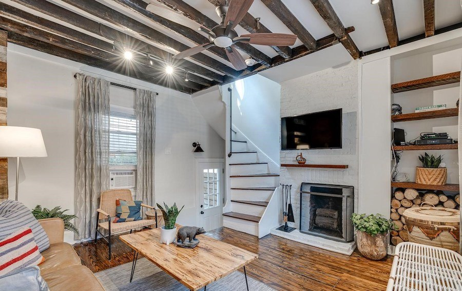 house for sale updated wash west trinity salon