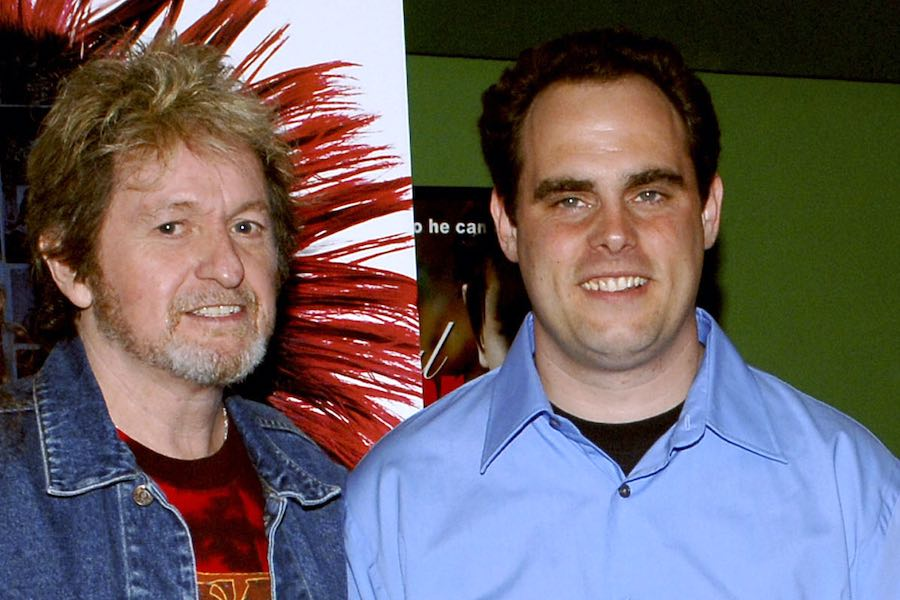 jon anderson with paul green in 2005, over 15 years before jon anderson's current tour