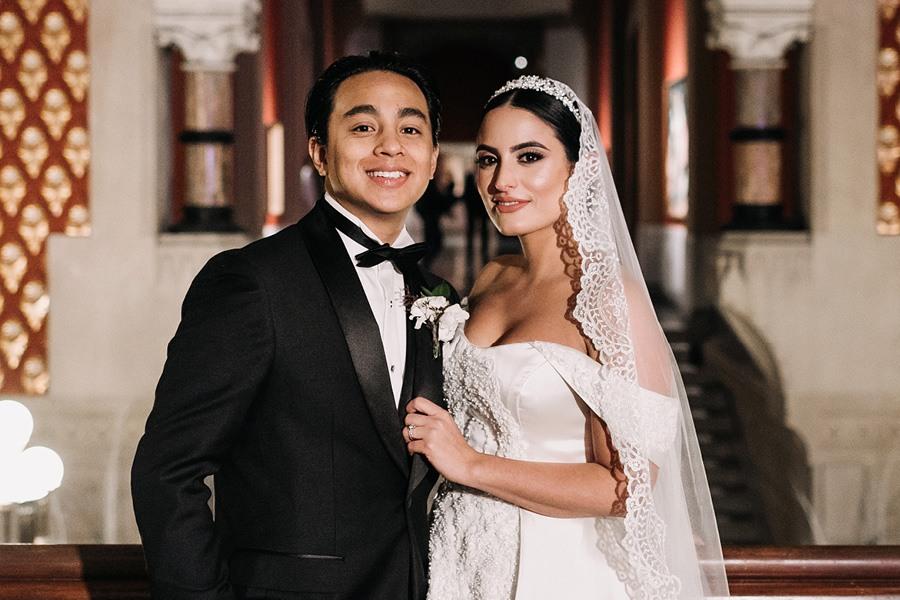 PAFA wedding