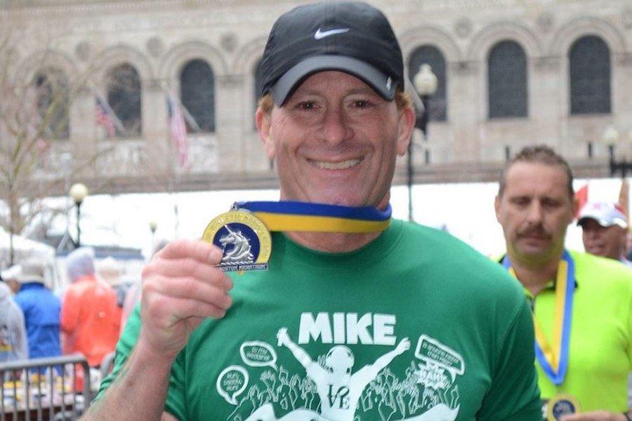 boston marathon dad mike rossi, years prior to his latest arrest