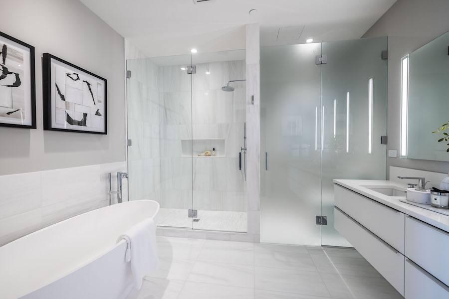 primary bathroom unit 1802