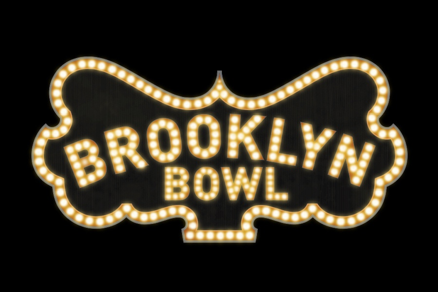the logo for brooklyn bowl, the popular new york music venue that is opening brooklyn bowl philadelphia in fishtown in november
