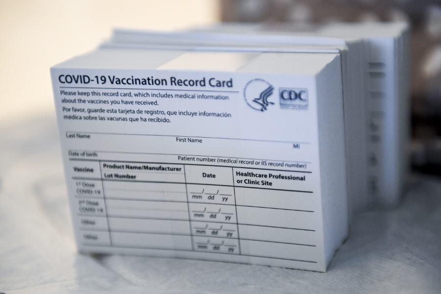 lost vaccine card