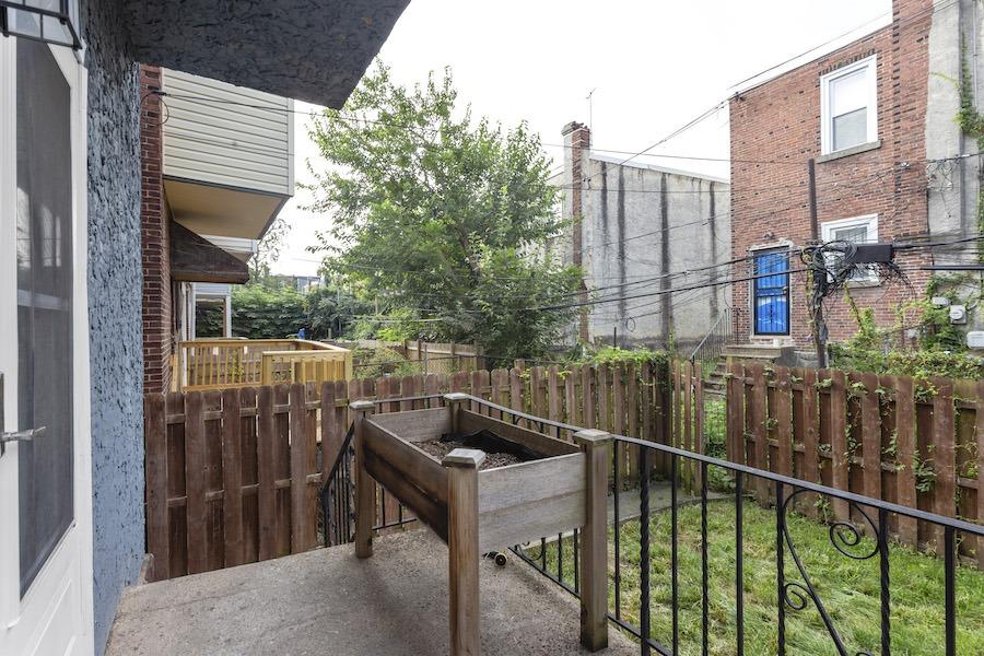 house for sale cedar park rebuilt rowhouse back porch and yard