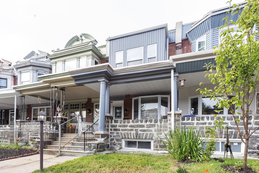 house for sale cedar park rebuilt rowhouse exterior front