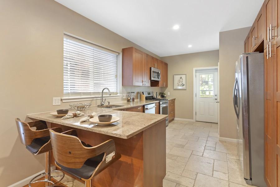 house for sale cedar park rebuilt rowhouse kitchen