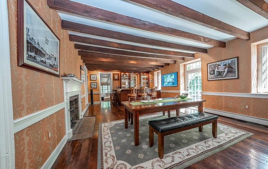 house for sale chester springs colonial manor lounge and bar