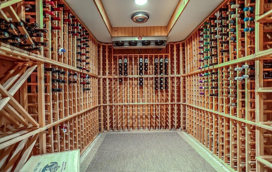 wine celllar