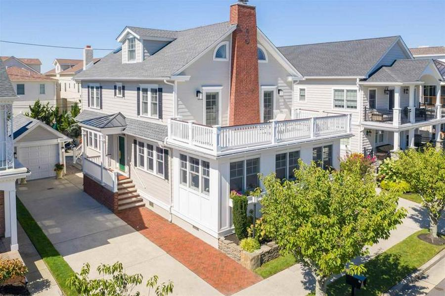 house for sale renovated margate colonial exterior street perspective