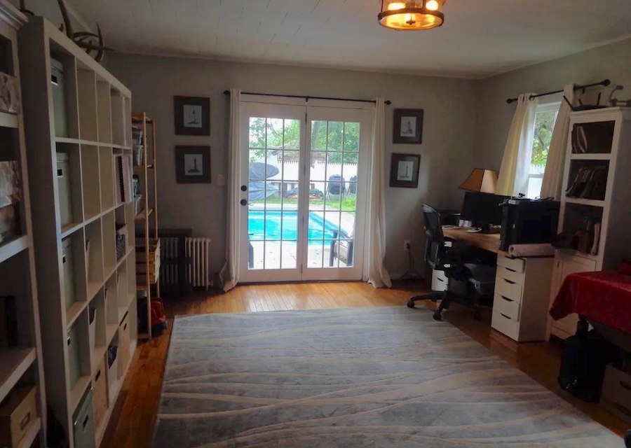 house for sale milford foursquare home office