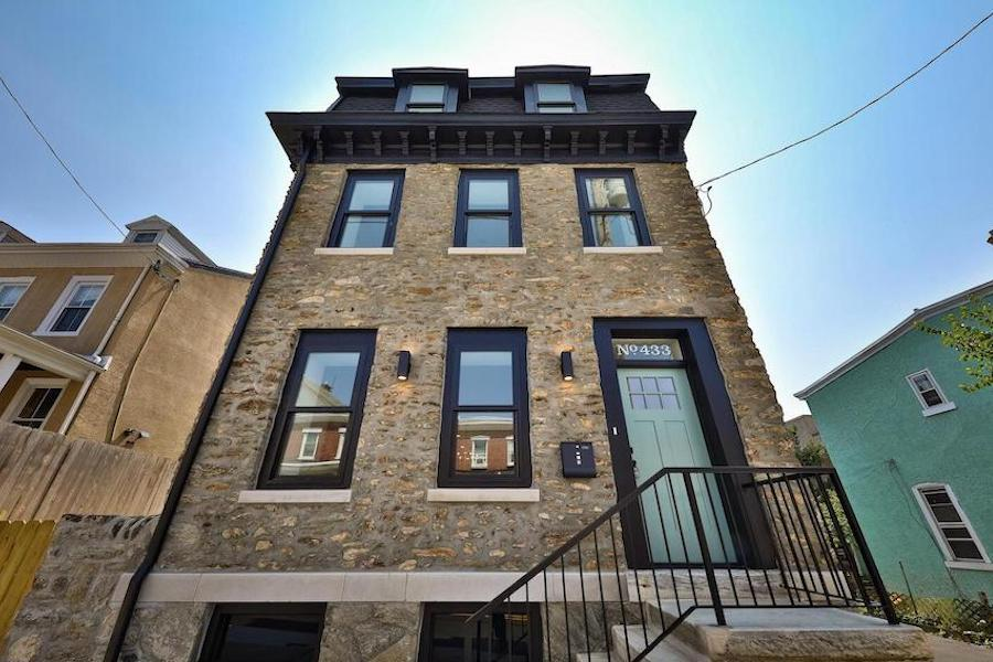 house for sale rebuilt roxborough victorian exterior front