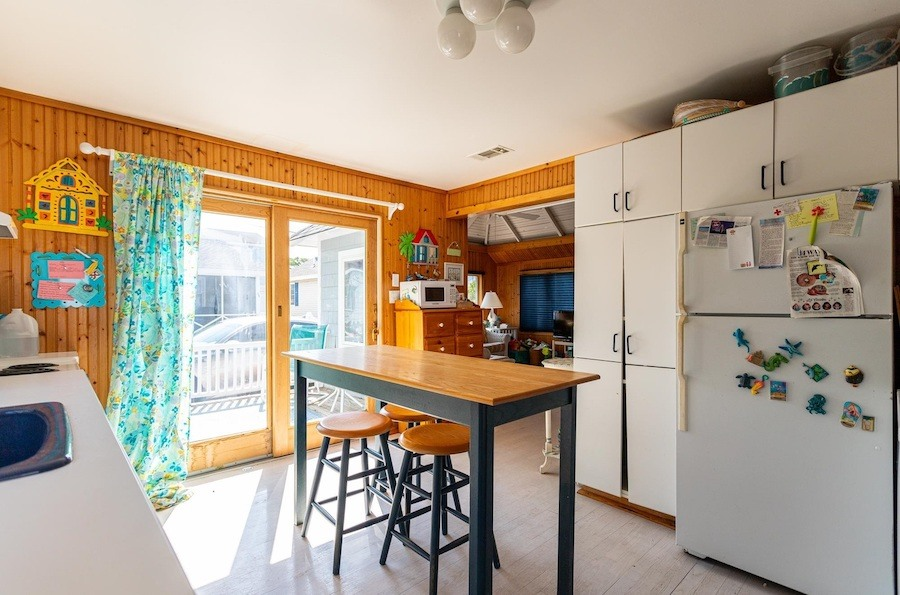 house for sale stone harbor cottage kitchen