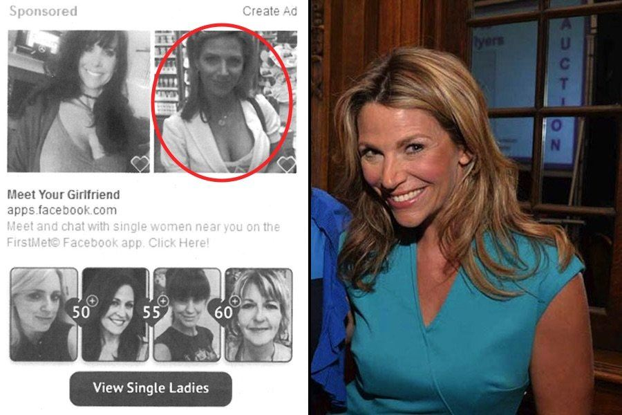 Fox 29 anchor Karen Hepp, who is suing Facebook and other companies over the unauthorized use of her photo
