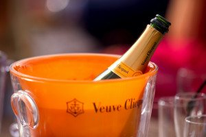 A bottle of Veuve Clicquot, one of the 43 products the PLCB is now rationing in Pennsylvania liquor stores (Getty Images)