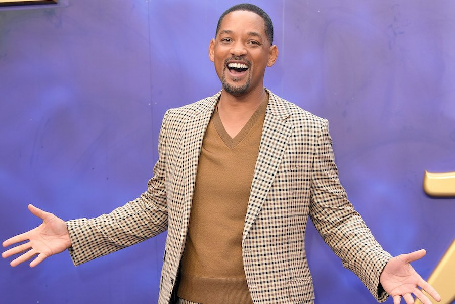 will smith, who is appearing at the Met in Philly in November