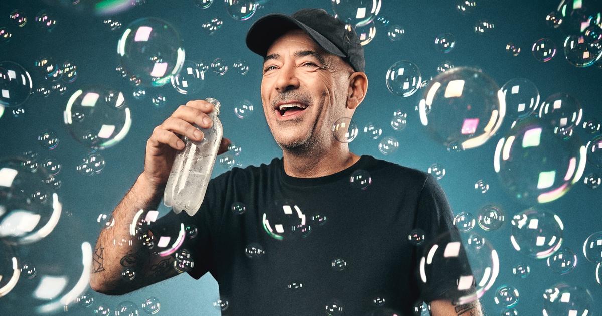 With Loftiwater, La Colombe's Todd Carmichael Is Reimagining Water - Philadelphia magazine