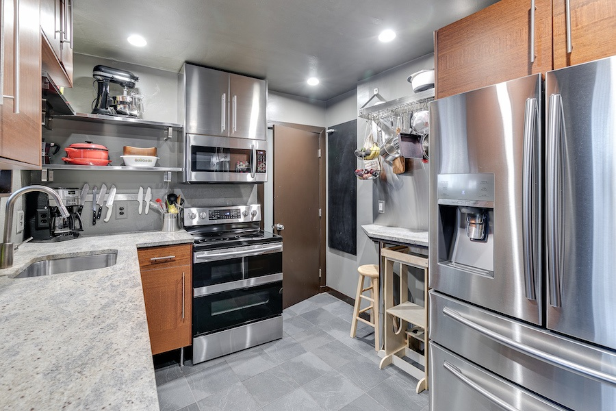 house for sale queen village renovated trinity kitchen