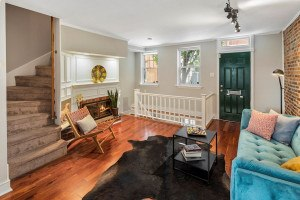 house for sale rittenhouse square remodeled trinity living room