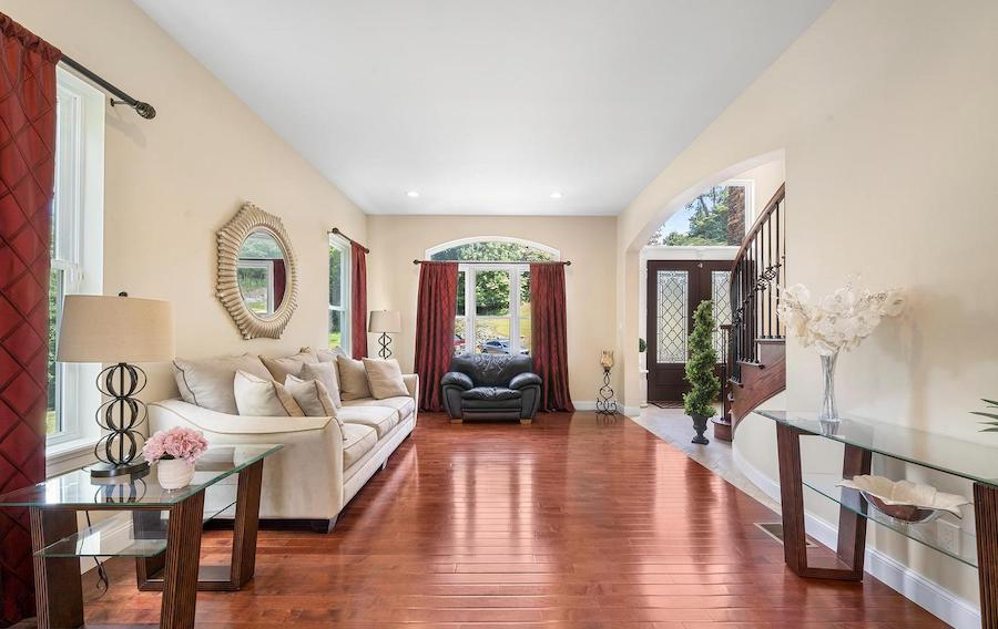 house for sale roxborough park norman house living room
