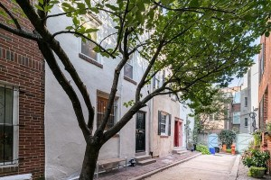 house for sale washington square west balconied trinity exterior front