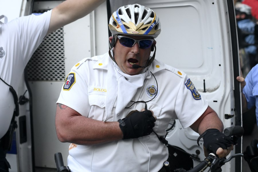 joe bologna, the philadelphia police officer at the center of a lawsuit